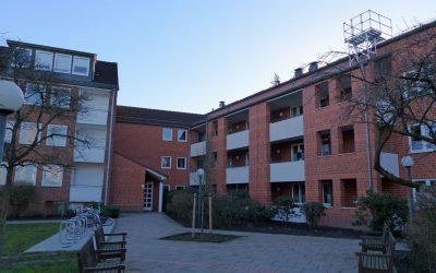 Neubau/Dachaufstockung 14 Appartments – Bremen-Schwachhausen